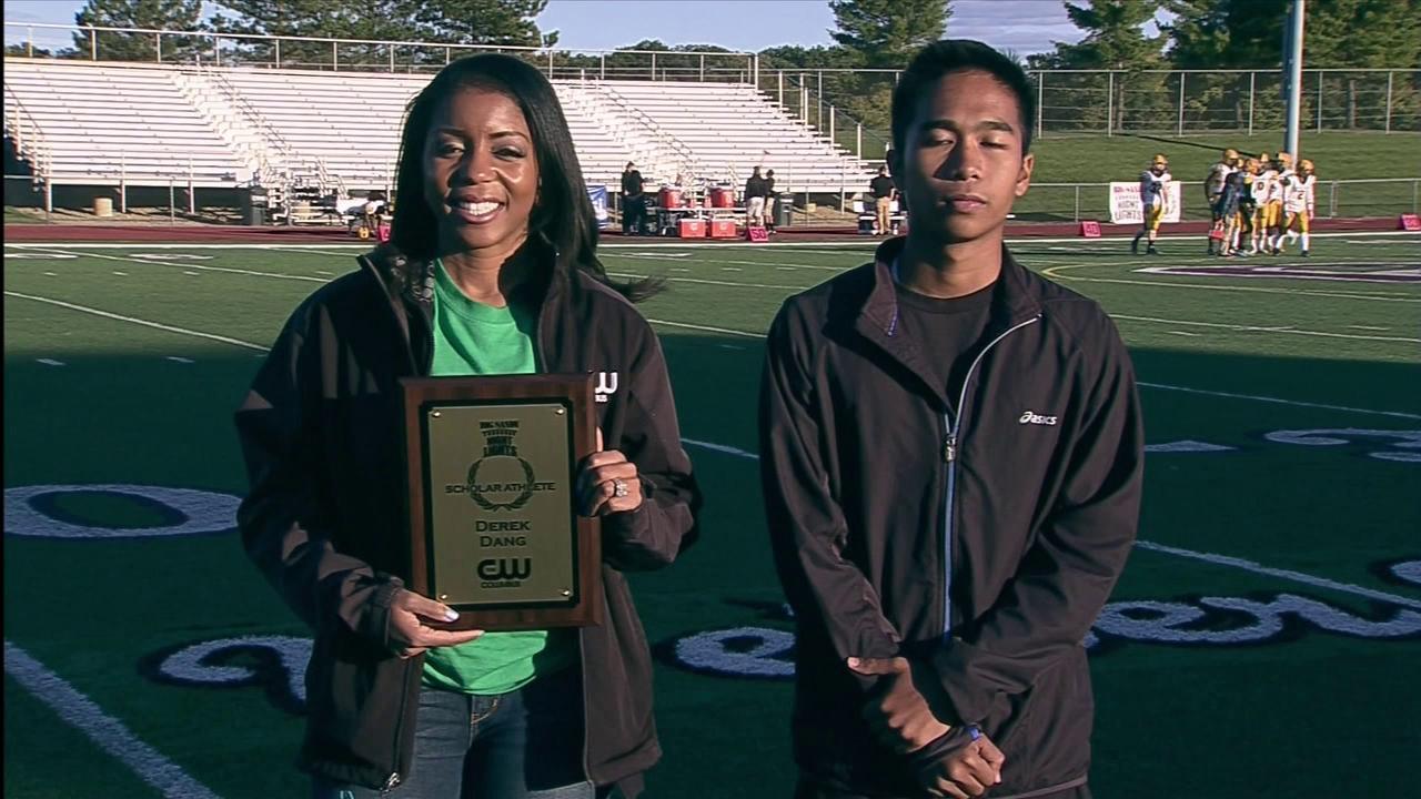 Scholar Athletes - Derek Dang and Mason Kamer