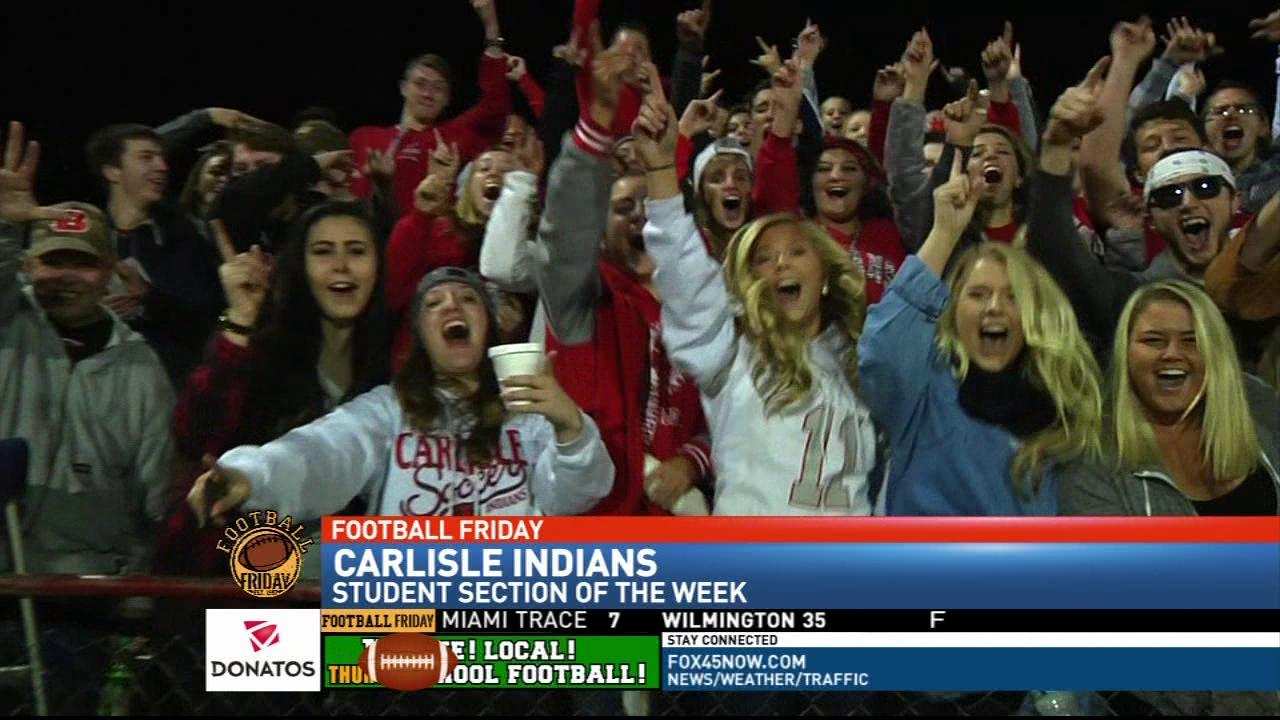 Week 8: Carlisle Indians