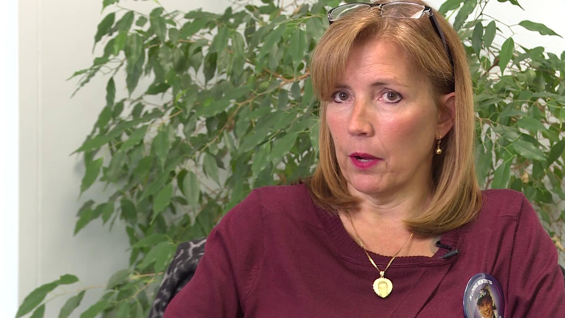 WEB EXTRA: Scranton mother remembers son lost to distracted driving