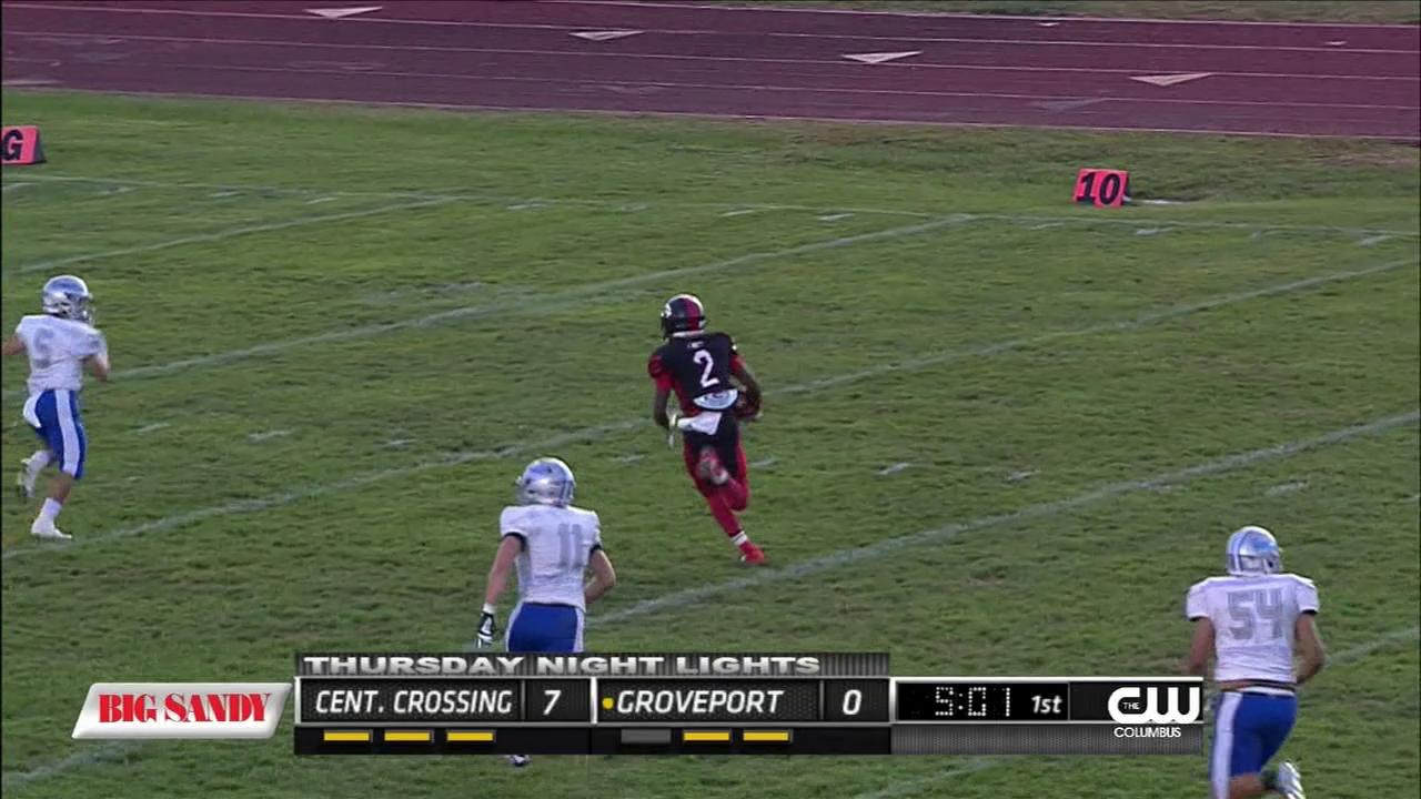 Week 5 TNL Highlights - Groveport Madison wins big over Central Crossing